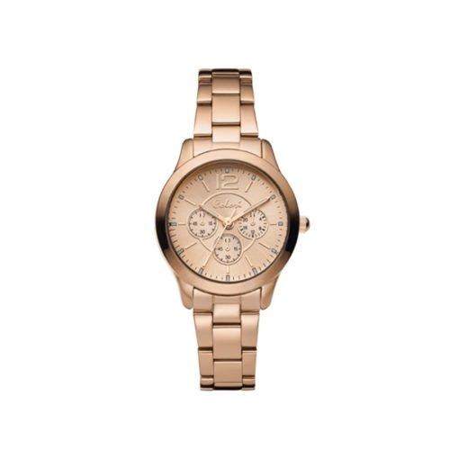 Horloges Colori Watch 30MM all metal Rose Gold