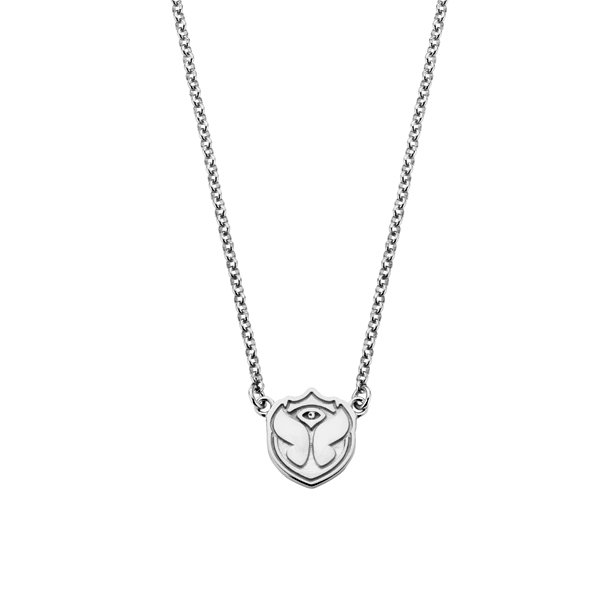 official tml necklace silver